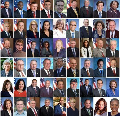 56位紐約州眾議員祝賀大法弘傳26週年