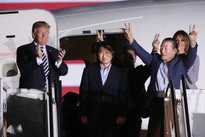 川普:相信金正恩想将朝鲜带入真实世界