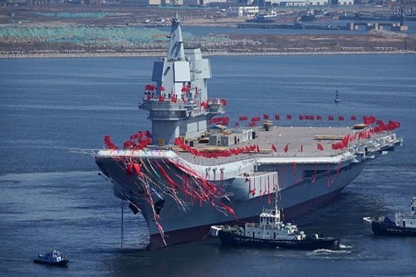 陸軍事專家:新航母可能出現問題 試航禁令一再延期