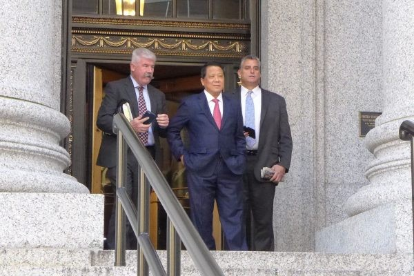 中共全國政協委員在美獲刑4年 賄賂聯合國高官