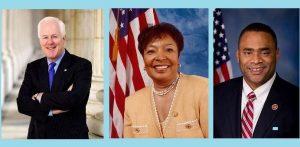 德州联邦参众议员祝贺世界法轮大法日
