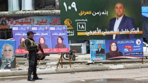 戰勝IS後首次國會大選 伊拉克投票率不到5成