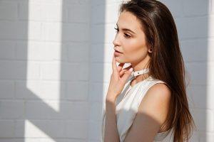頸部被譽為女人第2張臉 每天1分鐘消除惱人細紋