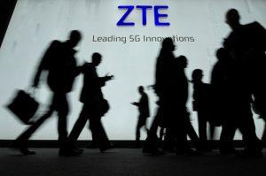 數百萬手機系統無法更新 中興一隻腳邁向懸崖