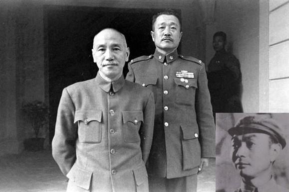 蔣介石身邊隱藏最深的間諜 曾被杜聿明懷疑
