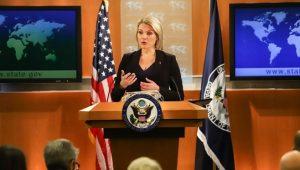 不满美韩军演 朝鲜威胁取消川金会 美国务院回应