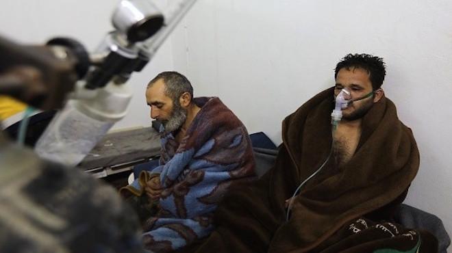 OPCW證實:敘利亞2月遭受的化武攻擊是氯氣