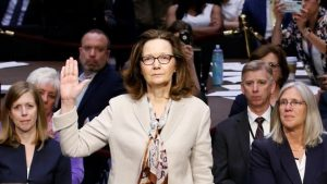 美参议院投票通过 哈斯佩尔出任CIA首位女局长