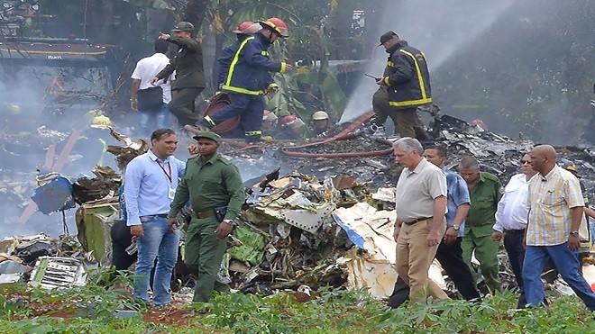古巴致命空難證實110死 尋獲「黑盒子」