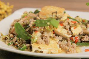 老皮嫩肉豆腐 全家都爱吃的经典川菜(视频)