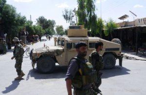 阿富汗东部遭攻击14死 塔利班宣称夺下警察检查站