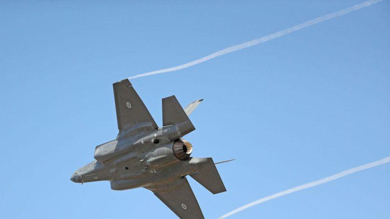 以色列首用F-35投入實戰 已空襲敘利亞兩次