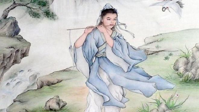 八仙傳說:韓湘子賣鵝毛大雪 點悟韓愈