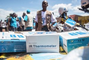 伊波拉肆虐刚果已28死含1护士 民众接种疫苗