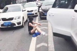 成都豪车女司机遭绑架 获救过程惊险离奇(视频)