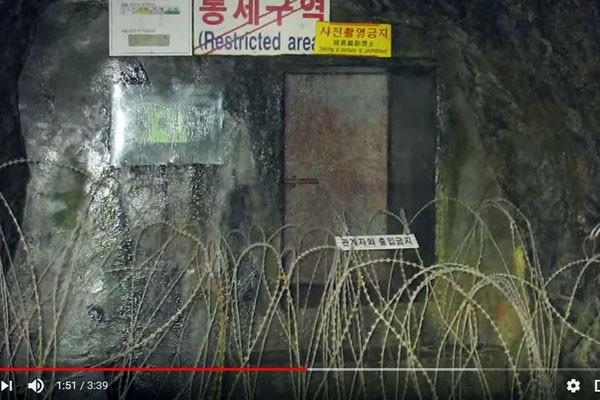 金正恩正在將核武藏匿邊境深山 有秘道直通中國