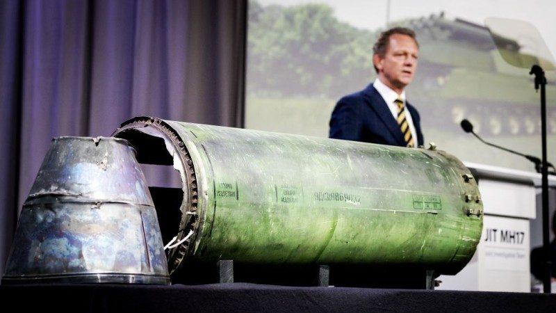 國際調查小組確認:馬航MH17遭俄軍飛彈擊中墜毀