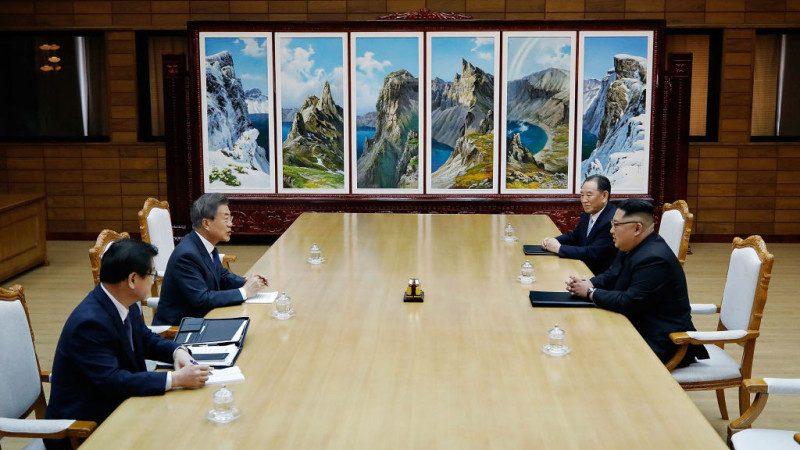 為「放鴿子」補鍋?  朝鮮三八線迎美官員籌備川金會