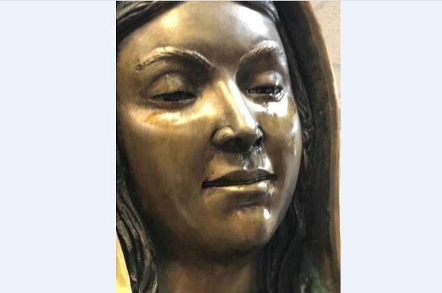 美國一教堂聖母像流淚引轟動 警方調查無解