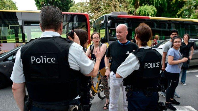 比利时惊传枪击案 2警1民丧生 凶手遭击毙