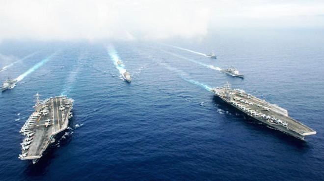 南海局势突转急 菲划开战红线 澳首提全面战争