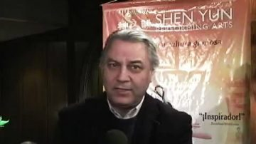 智利參議員:神韻是必看的演出