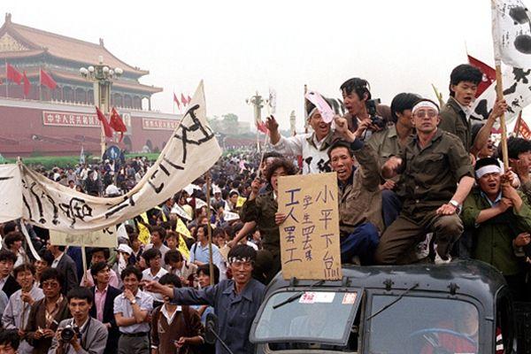 六四」44張照片定格歷史瞬間(組圖) | 六四照片| 六四屠殺| 專題| 新唐人中文電視臺在線