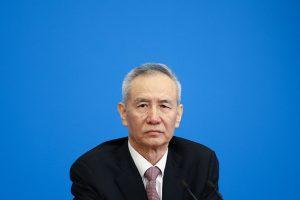 傳劉鶴李克強對貿戰悲觀:若打必輸 經濟崩潰