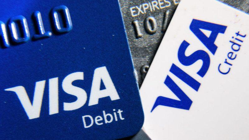 VISA卡服务中断 欧洲部分地区出现消费人潮堵塞