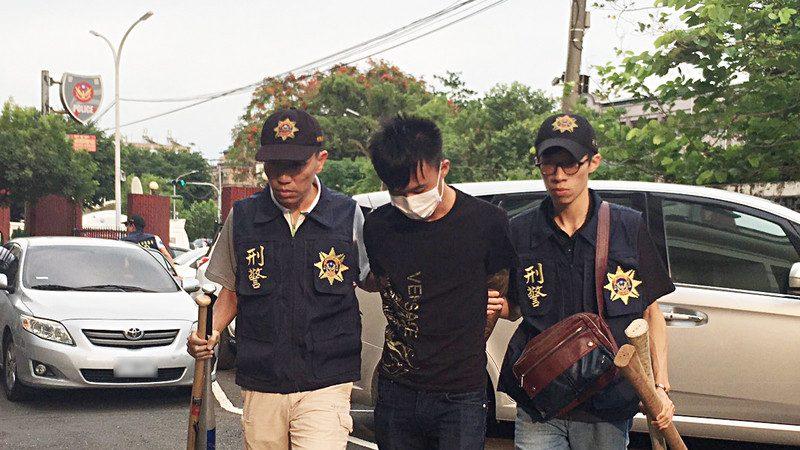 台陆战队士兵遭当街枪杀 10车包夹置于死地