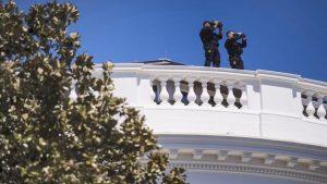 白宫附近惊现可疑监控器 川普政府通话安全引忧