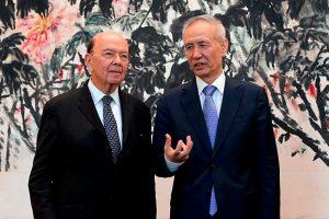 中美第三轮谈判结束 美商务部长摞下一句话