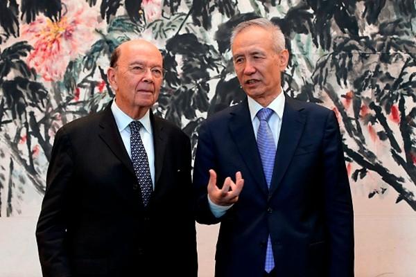 中美第三輪談判結束 美商務部長摞下一句話