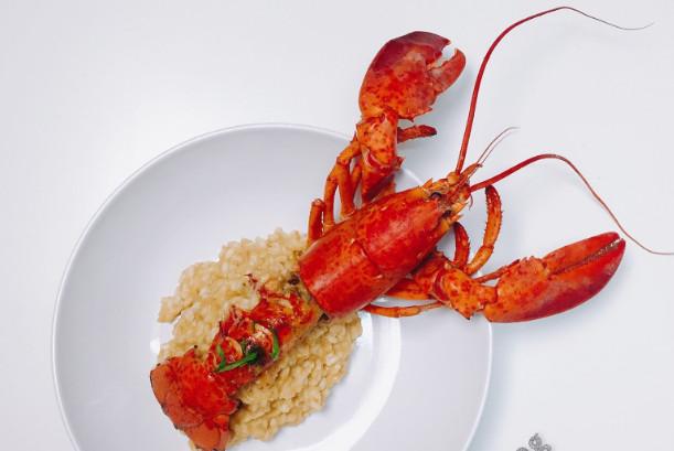 龙虾意大利饭 家庭简单做法(视频)