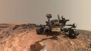 NASA新突破 「好奇號」發現火星最強生命跡象