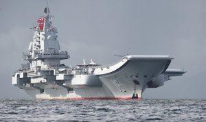 辽宁号航母返港拆雷达大修 作战实力遭质疑