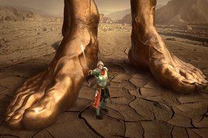 史上女打虎英雄勇斗巨人 砍下手指比小腿骨还粗