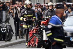 巴黎男持槍彈劫持2人質 歹徒遭逮捕