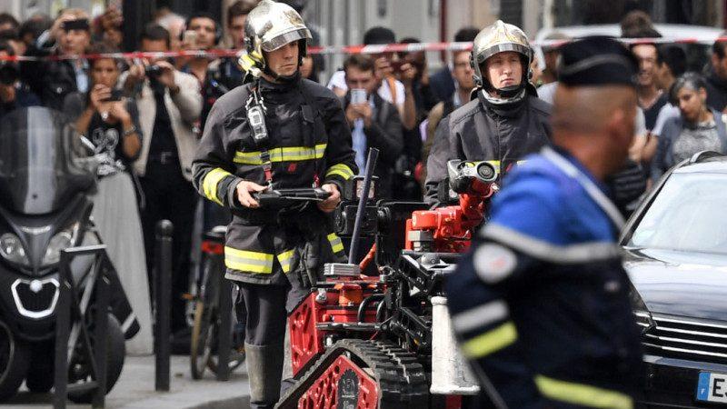 巴黎男持枪弹劫持2人质 歹徒遭逮捕