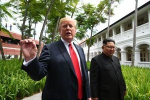 """""""川金会""""获国际肯定 为朝鲜半岛带来和平希望"""