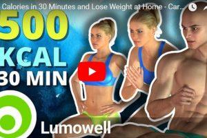 減少腹部脂肪鍛鍊 30分鐘燃燒500卡路里 在家有效減肥運動(視頻)