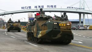 局面轉變非讓步 哈里斯上將:應暫停美韓重大軍演