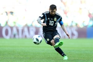 阿根廷寄望梅西 慘遭冰島以1比1逼和