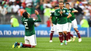 世界盃爆大冷門 德國隊0比1輸給墨西哥
