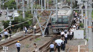 日本大阪6.1淺層強震 強烈搖晃已知3死349傷