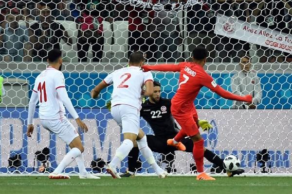 补时绝杀 英格兰2比1胜突尼斯