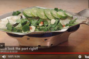 泰式明炉鱼 健康美味家庭做法(视频)