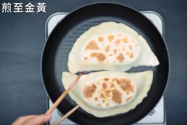 韭菜盒子簡單做法 內餡豐富有嚼勁(視頻)