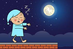 孩子為什麼會夢遊?5方法改善夢遊、夜驚