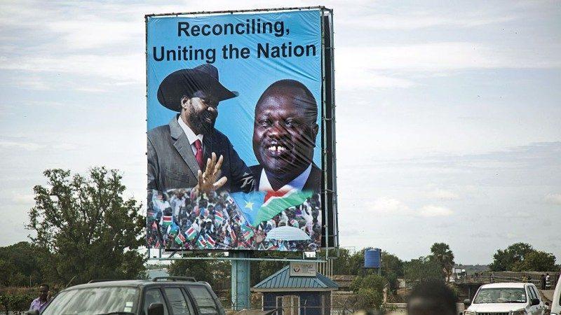 終結內戰 南蘇丹2名宿敵預計會面商談
